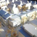 Wohnbebauung mit Läden - Fellbach