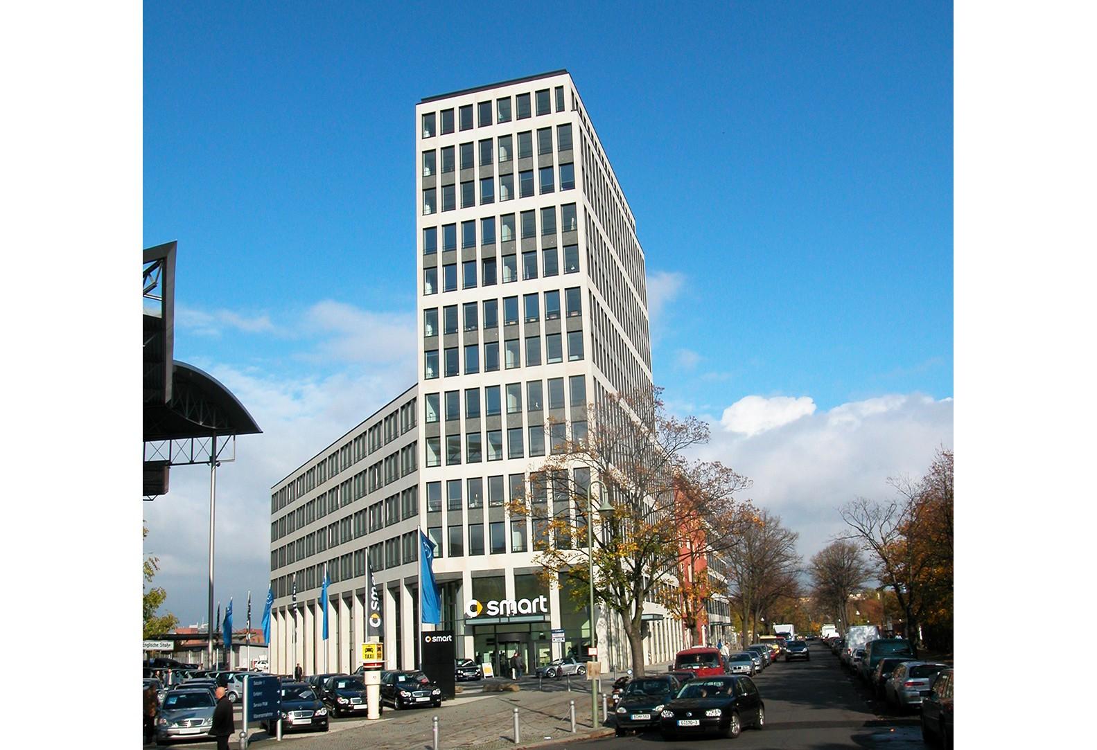 Bürogebäude Salzufer