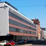Ehemaliges DVA-Gebäude - Stuttgart