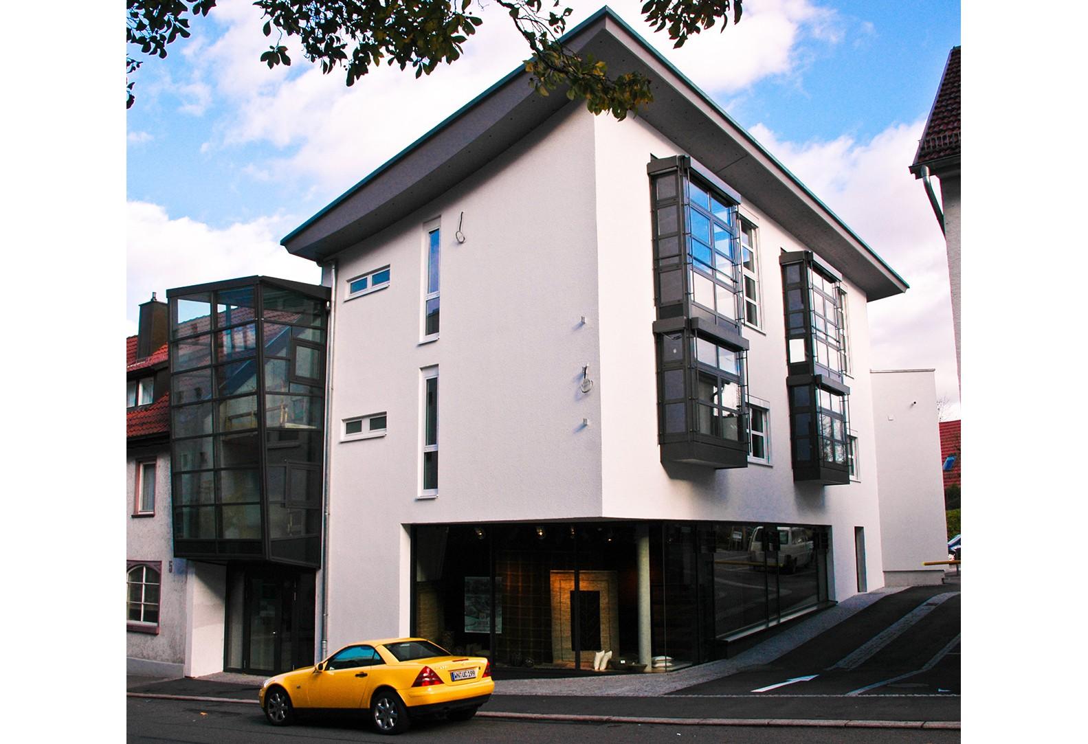 Wohn- und Geschäftshaus in Waiblingen