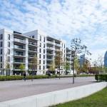 Wohnbebauung Parkend - Frankfurt am Main