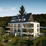 Mehrfamilienhaus am Teehaus - Stuttgart