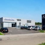 Mercedes Benz Servicebetrieb - Wörth