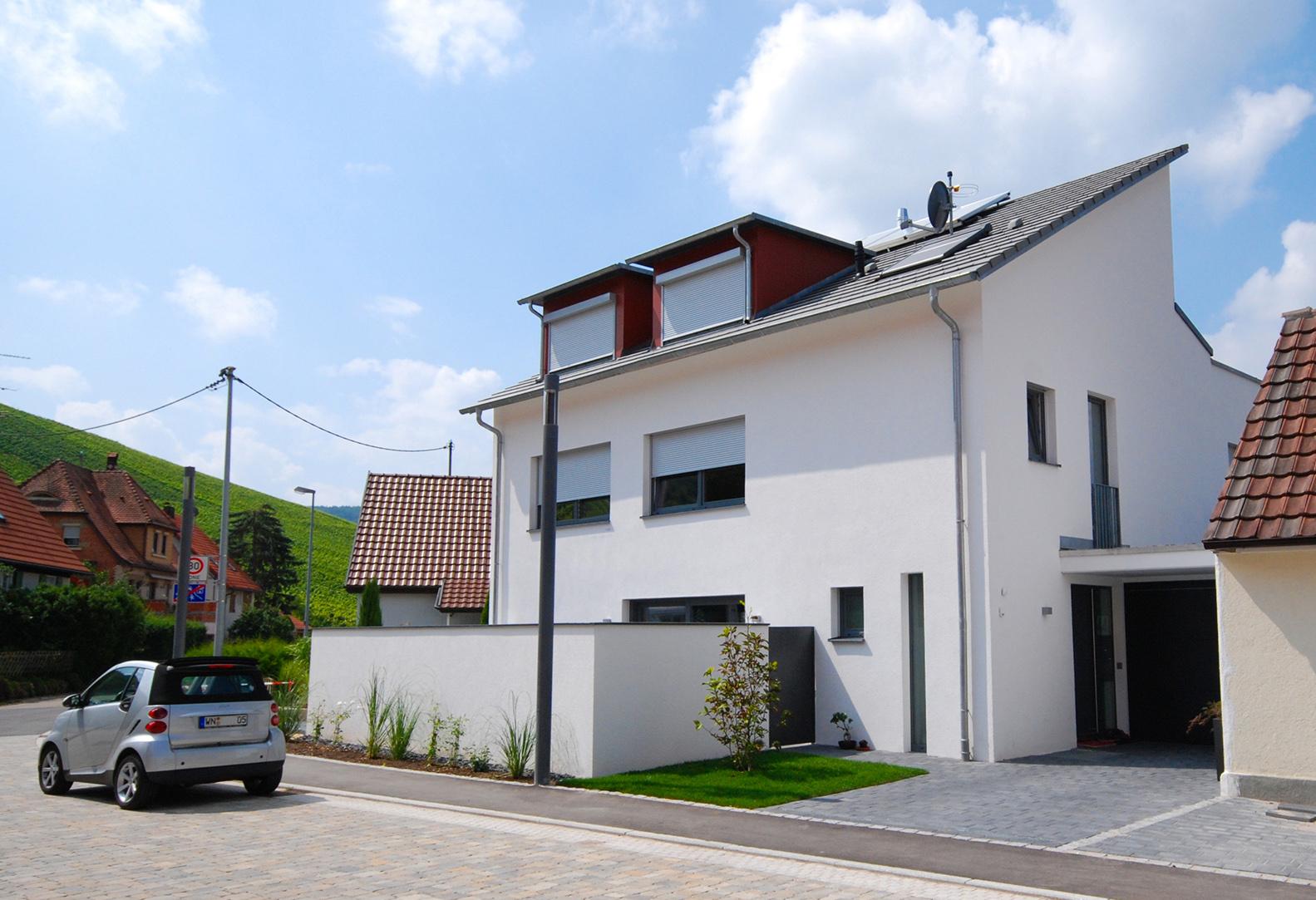 Einfamilienhäuser in Kernen