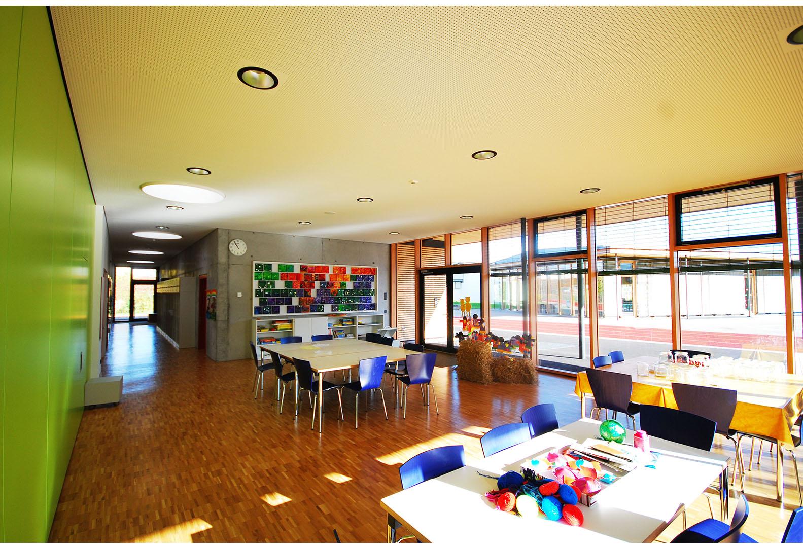 Ganztagesbereich Staufer Schulzentrum