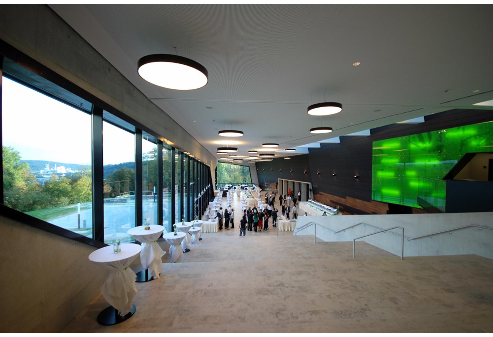 Kongresszentrum in Heidenheim an der Brenz