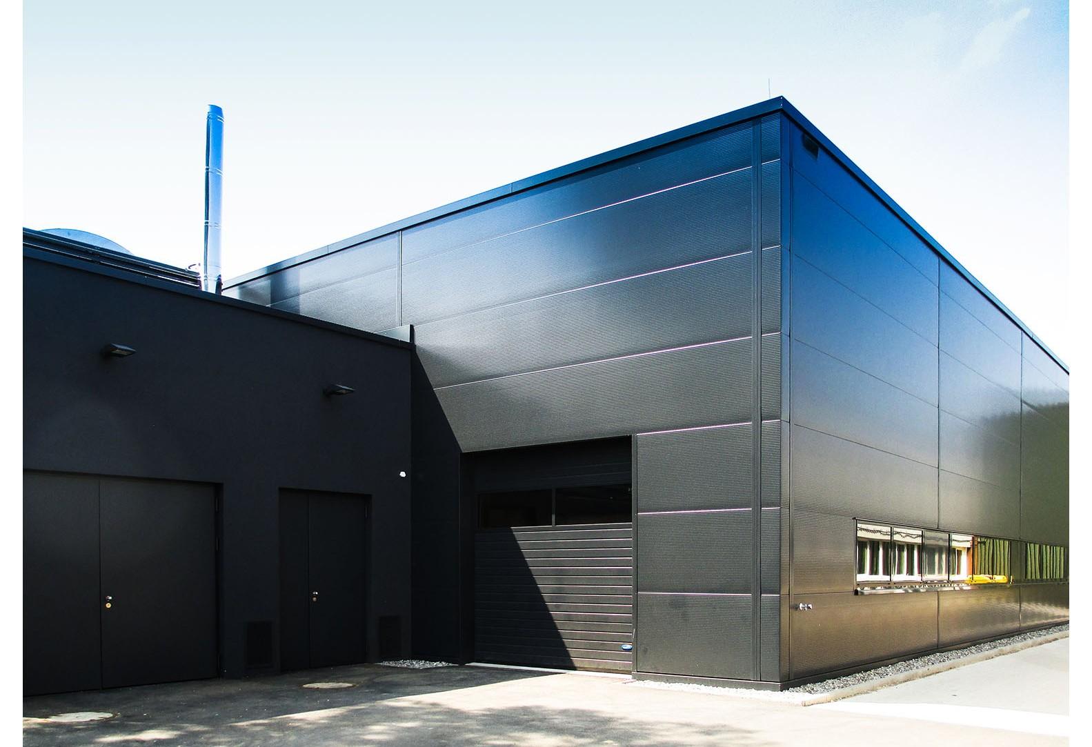 Produktionsstätte mit Verwaltung Owen