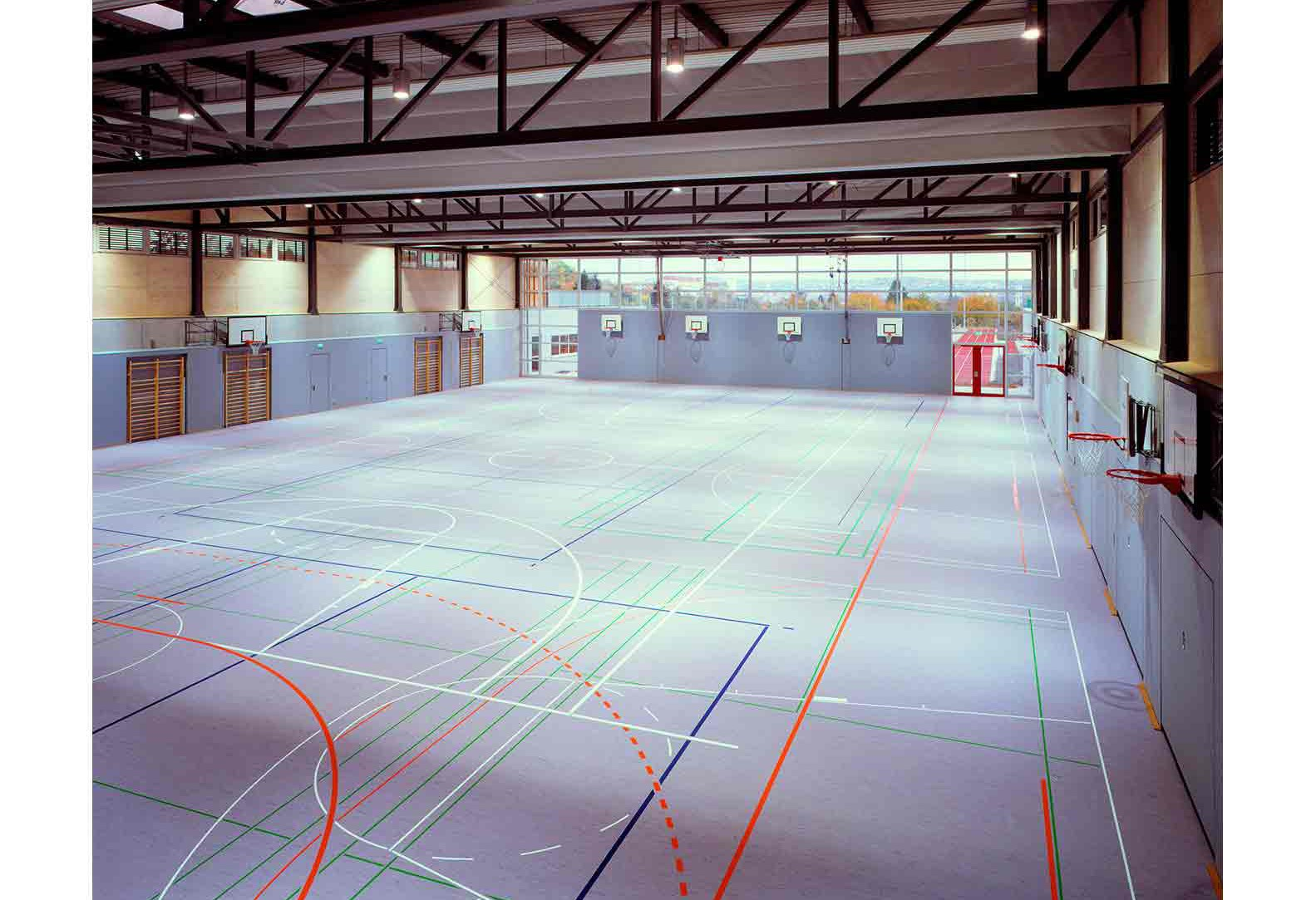 Sporthalle AMG