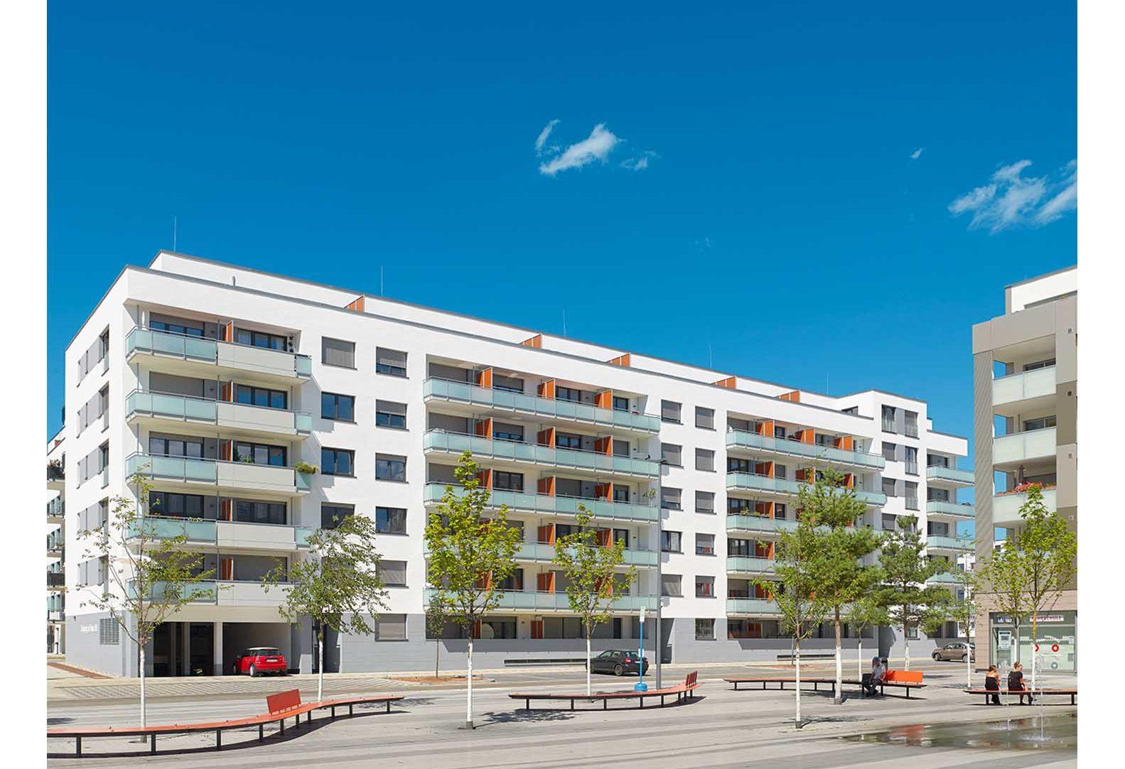 Wohnbebauung Flugfeld - Böblingen