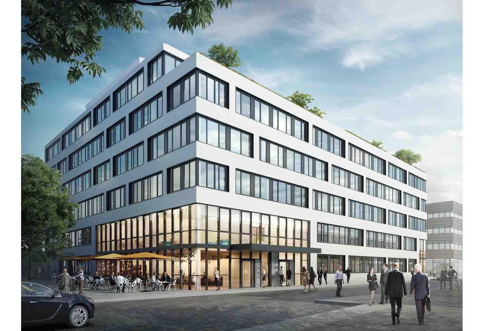 Bürogebäude Lift-Off - Böblingen