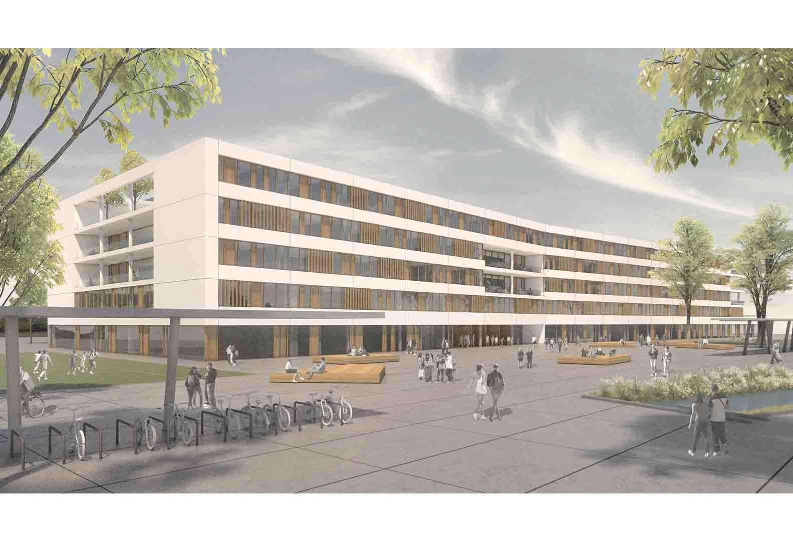 Gymnasium - Nürnberg
