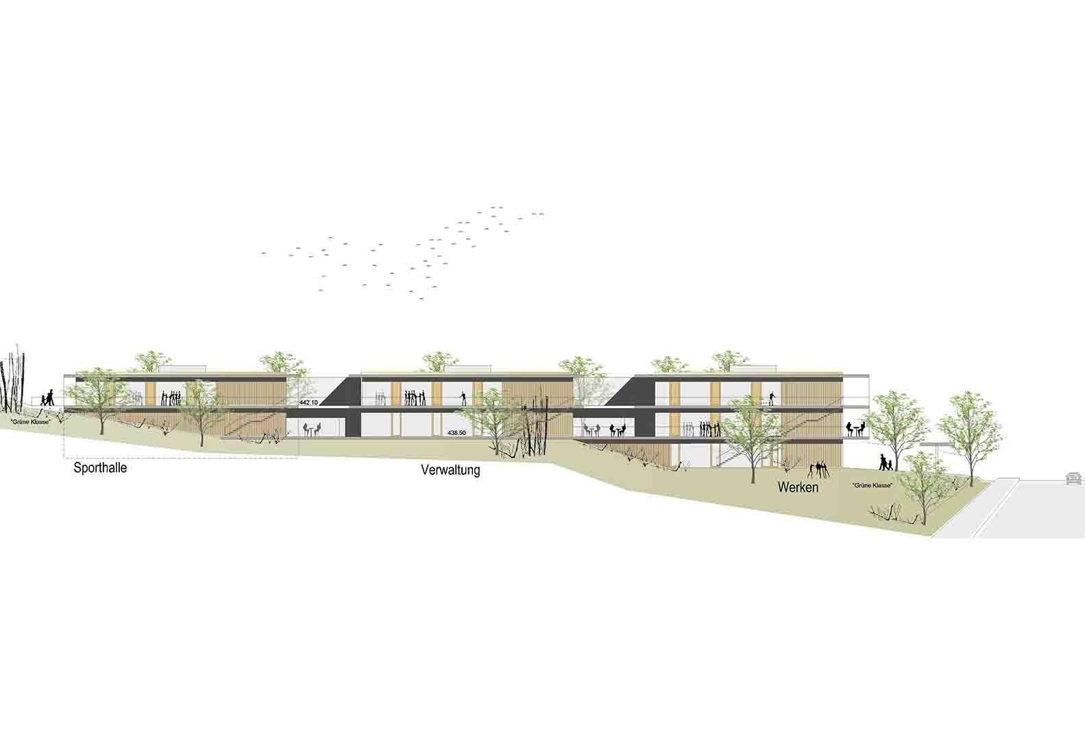 Neubau Grundschule - Mainburg