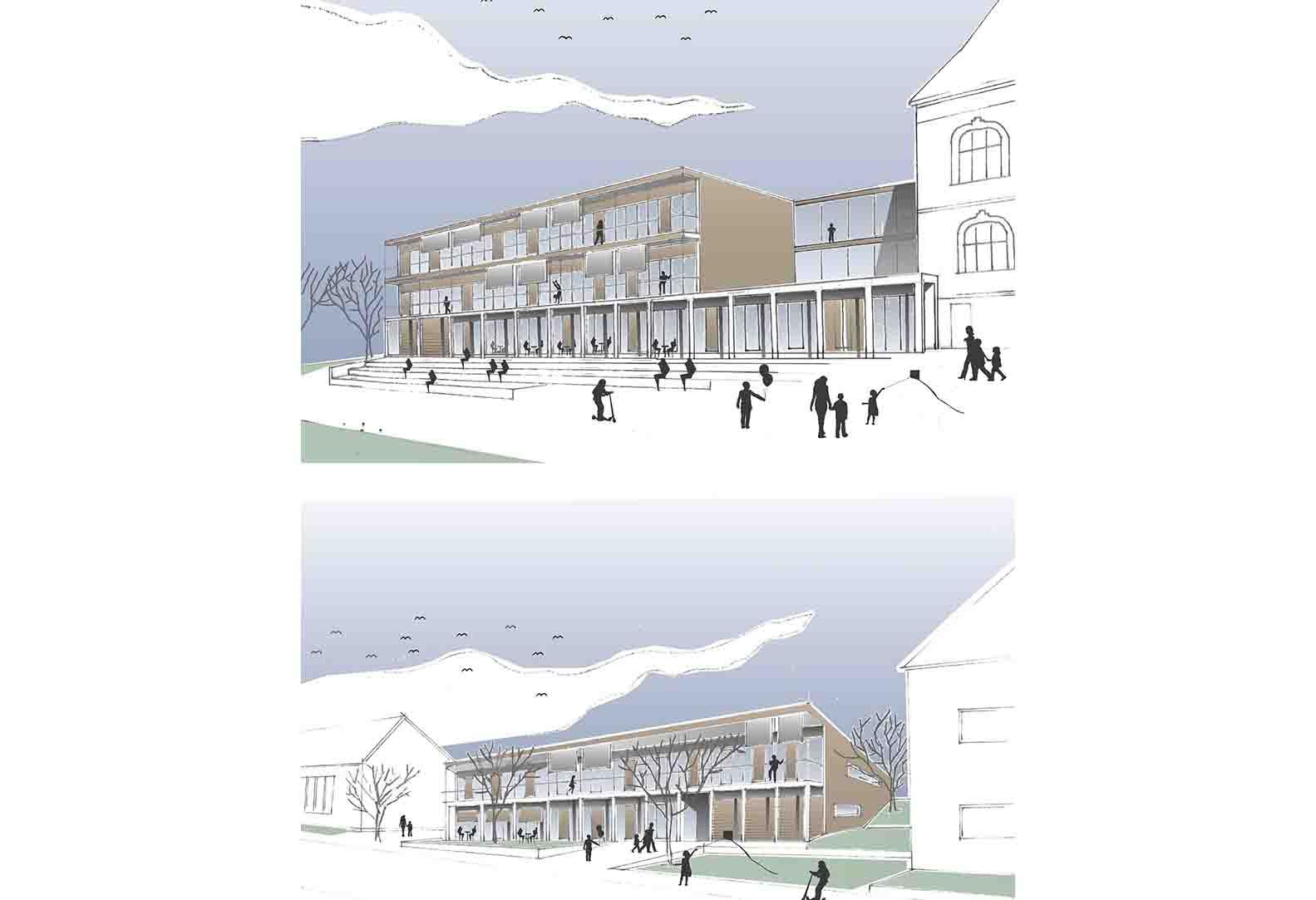 Erweiterung und Sanierung Grundschule - Beckingen